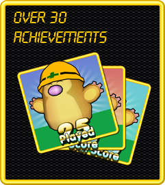 Over 30 Achievements